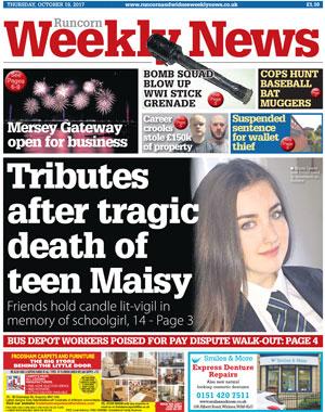 Runcorn Weekly News: Runcorn's local newspaper