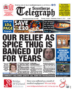 Scunthorpe Telegraph: Scunthorpe's local newspaper. Latest news, sport and events from around North East Lincolnshire.