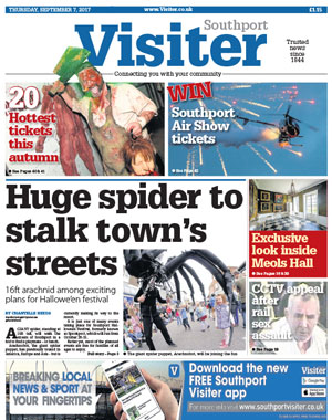 Southport Visiter: Southport's local newspaper