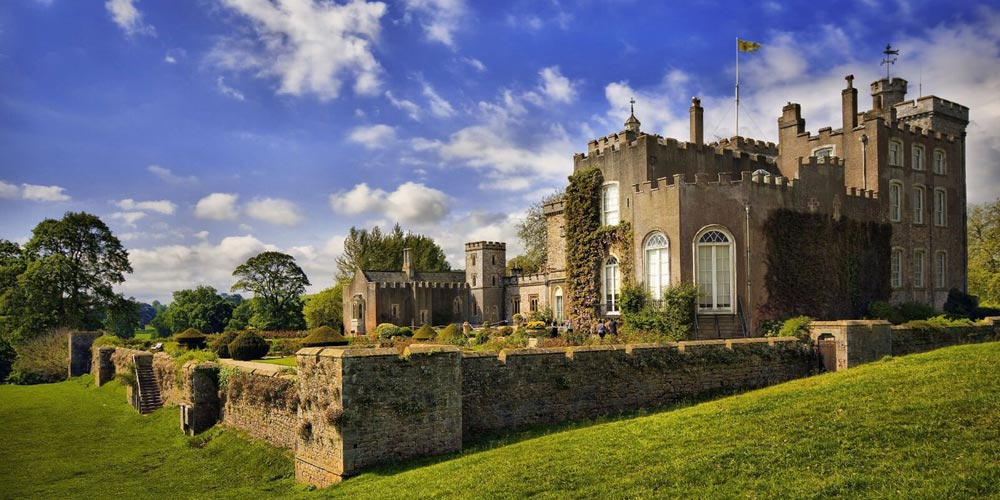 Powderham Castle case study