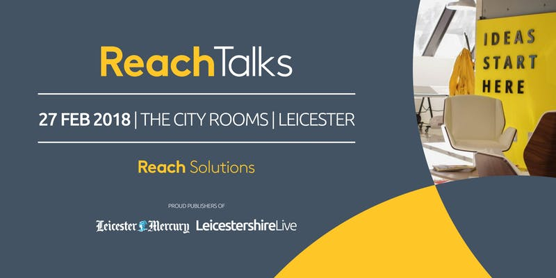 Free Event: Digital Seminar | Leicester
