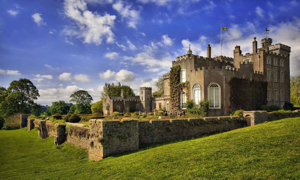 Case Study Powderham Castle