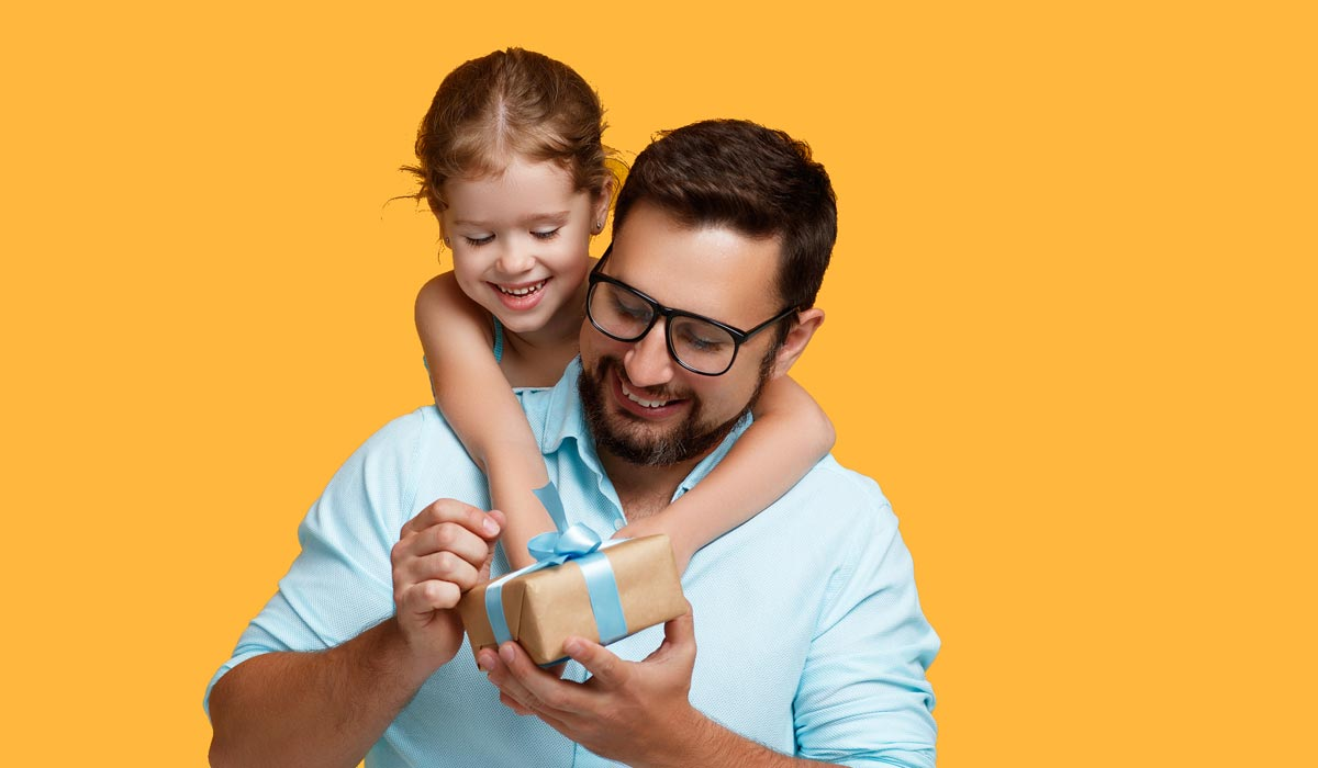 Reach consumers on Father's Day