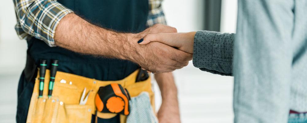Home improvements, handyman