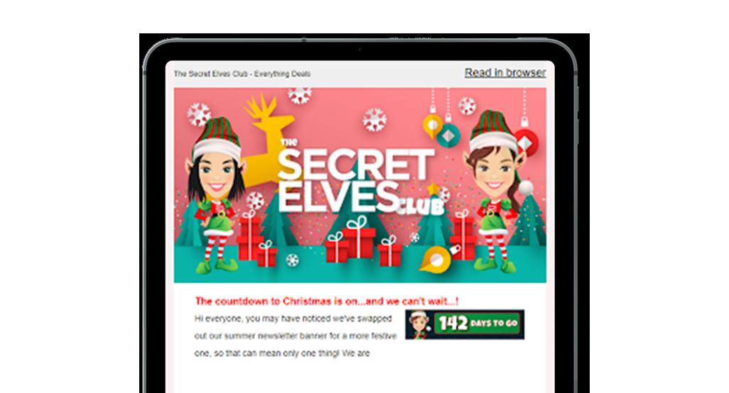 Secret Elves Club
