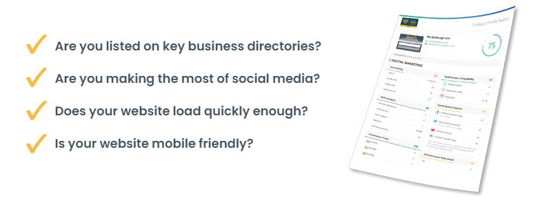 Online Marketing Report
