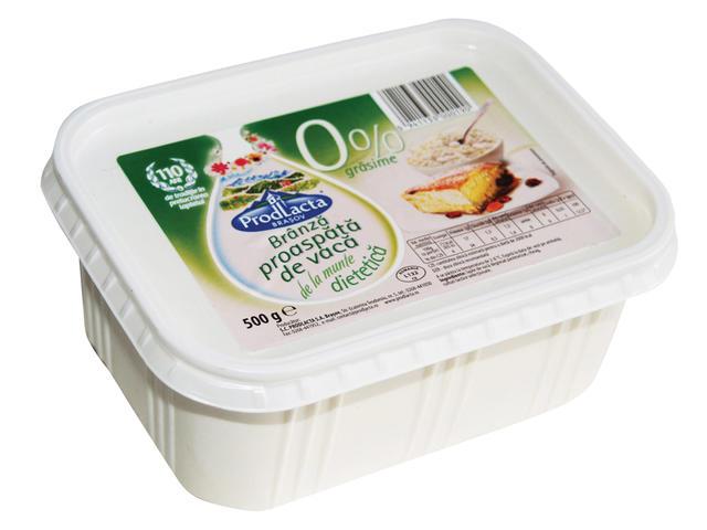 Branza de vaci 500 g ProdLacta