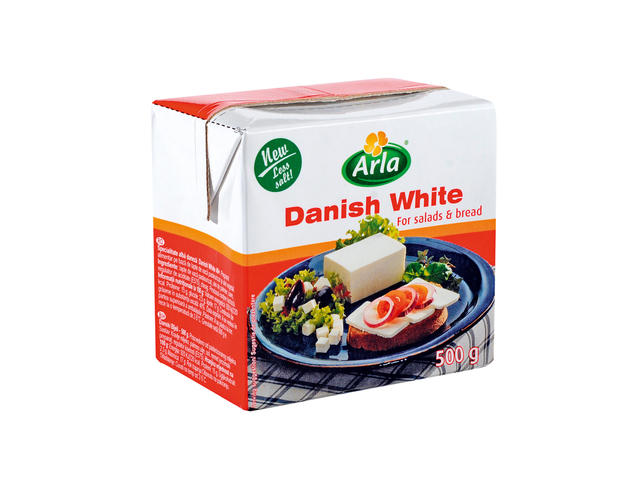 Specialitate alba daneza Arla Danish White 500g