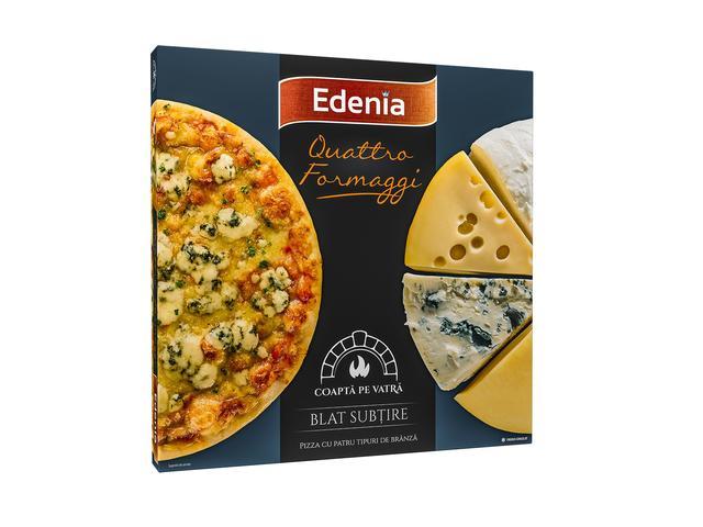 Pizza 4 Formaggi 320 g Edenia