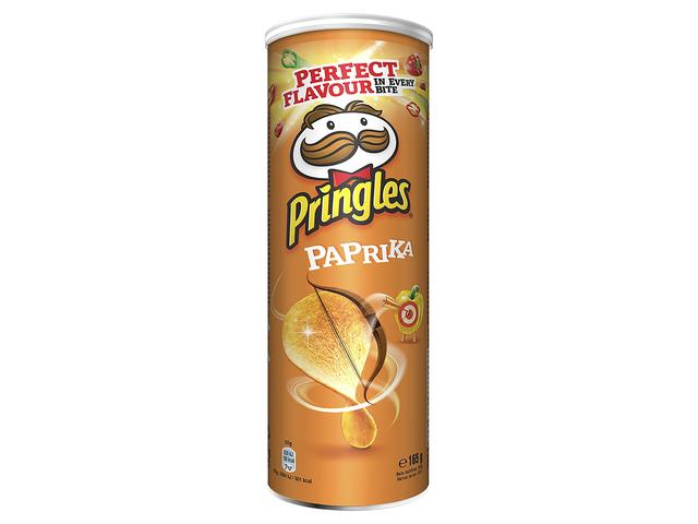 Chips cu paprika 165 g Pringles