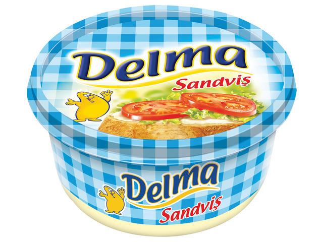 Margarina sandvis 20% grasime 500 g Delma