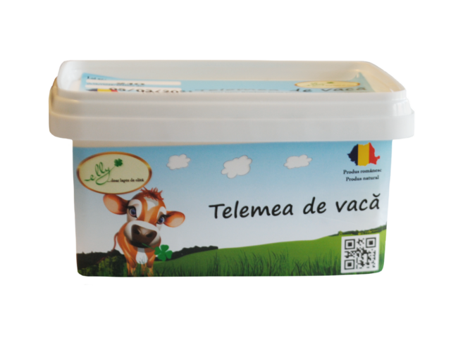 TELEMEA DE VACA 400G ELLY