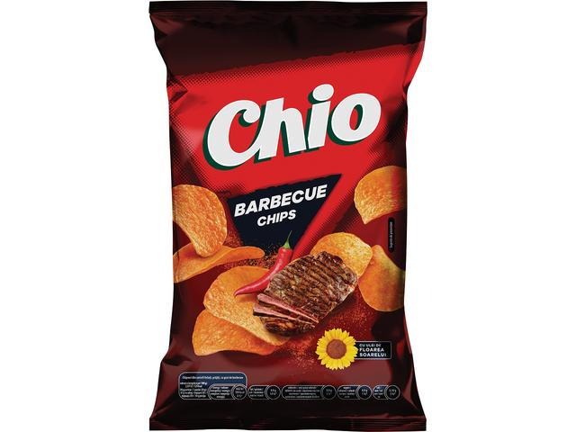 Chips gust barbecue 100g Chio