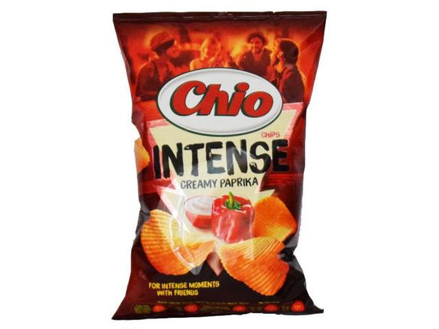 Chips intense creamy paprika 100g