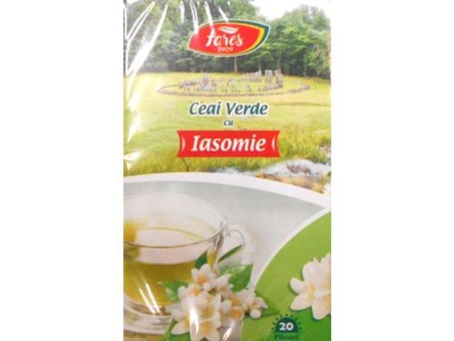 ceai de iasomie fares)