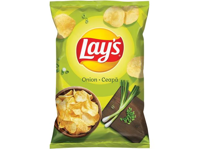 CHIPS GUST CEAPA 140G LAY'S