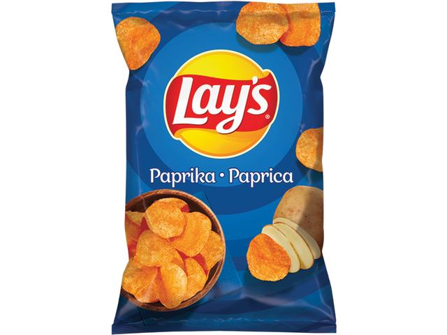 LAY'S CHIPS PAPRIKA 60G/28