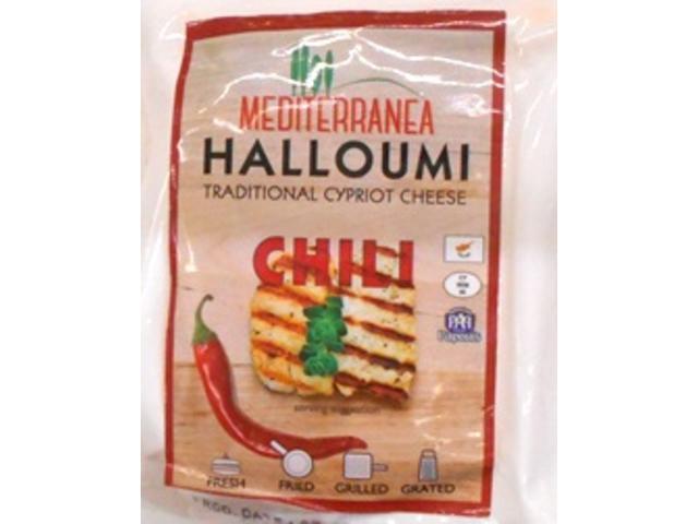 Halloumi chili 200 g Mediterranea