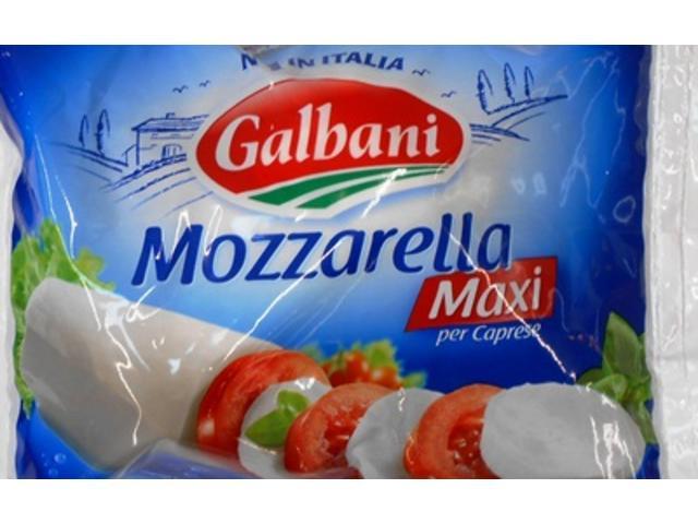 Mozzarella maxi 200 g Galbani
