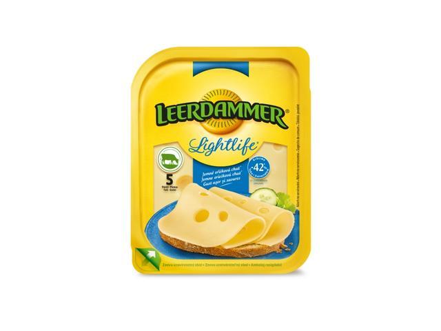 Branza feliata light  Leerdammer 100 g