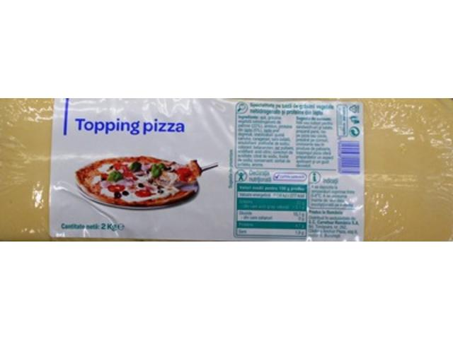 Topping pizza 2kg