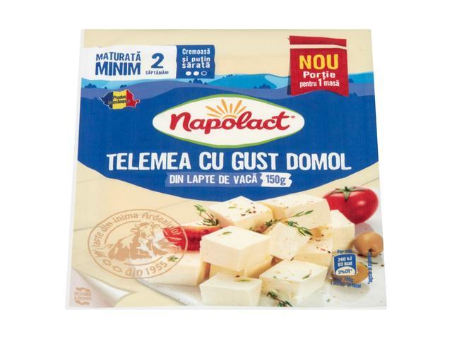 TELEMEA GUST DOMOL 150G NAPOLA