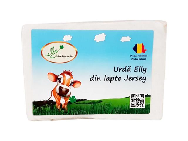 Urda de vaca Elly 500g