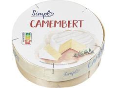 Camembert 45%  Carrefour 250g