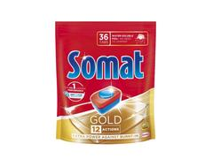 Detergent automat vase gold Somat 36 tabs