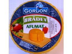 Cascaval afumat Bradet 300 g Gordon