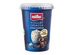 Muller Iaurt cu Stracciatella 500g