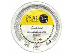 Sardeluta marinata in ulei 165 g Drag de Romania
