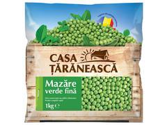 Mazare verde fina congelata 1kg Casa Taraneasca