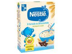 """""""Cereale Nestlé® 8 cereale cu Stracciatella, 250g, de la 12 luni  """""""