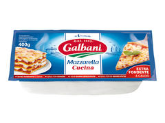 Mozzarella cucina 400 g Galbani