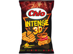 Chips Intense 3D jalapeno & cheese Chio