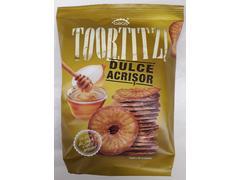 Toortitzi cu gust dulce-acrisor 80 g Alka