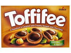 Bomboane cu ciocolata 125 g Toffifee