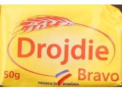 Drojdie proaspata 50 g Bravo
