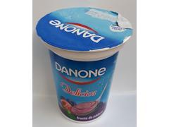 Iaurt delicios fructe de padure 400 g Danone