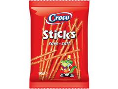 Sticks cu sare Croco Max 80g