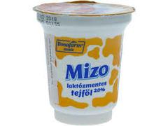 Smantana fara lactoza 20% grasime 150 g Mizo