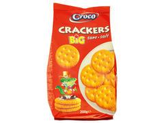 Biscuiti crocanti cu sare Croco Big 200g