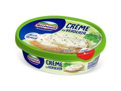 Crema de branza proaspata cu verdeata Hochland Crème 200g