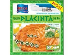 Placinta branza&spanac 800g Bella