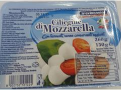 Mozzarella 150 g Trevisanal