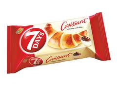 Croissant cu crema de cacao 65 g 7Days