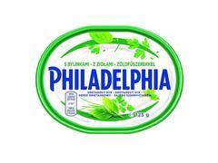 Crema de branza proaspata, cu verdeata, tartinabila 125 g Philadelphia