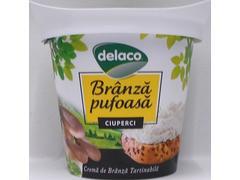 Crema branza ciuperci 140 g Delaco