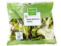 Salata misticanza 100 g per punga Carrefour